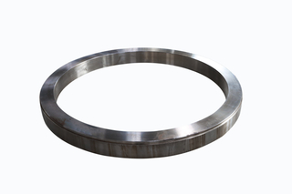 4140 customized forged ring rolling flange backing ring shaft collar