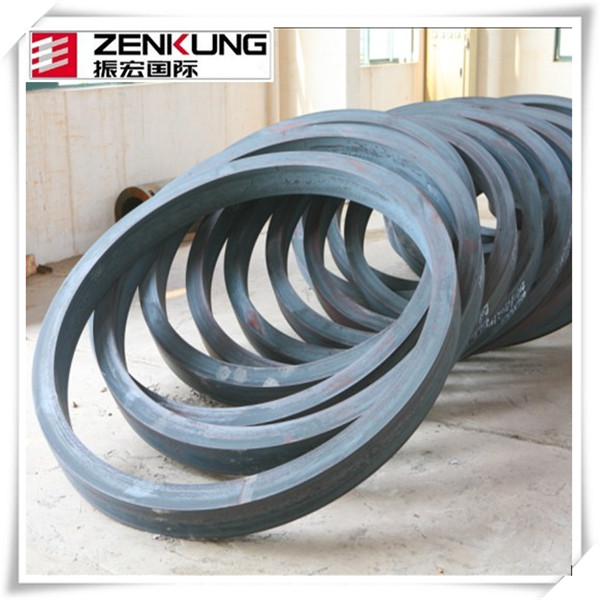 4140 forged ring rolling flange backing ring shaft collar of China