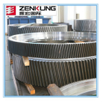 high quality forged steel gear helical gear