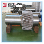 Gear wheel shaft forged gear shaft with high quality&low price